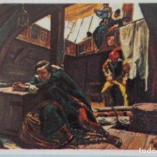 Collectionnisme Cartes à collectionner anciennes: CROMO DE VIAJES Y CONQUISTAS SIN PEGAR Nº 97 AÑO 1976 DEL ALBUM VIAJES Y CONQUISTAS DE RUIZ ROMERO. Lote 207805256