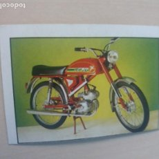 Collectionnisme Cartes à collectionner anciennes: CROMO Nº 168 - DEL ALBUM MOTO 80 EDICIONES ESTE 1977 - CROMO NUEVO SIN PEGAR -. Lote 167513012
