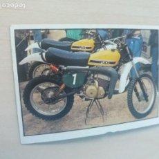 Collectionnisme Cartes à collectionner anciennes: CROMO Nº 164 - DEL ALBUM MOTO 80 EDICIONES ESTE 1977 - CROMO NUEVO SIN PEGAR -. Lote 167513120