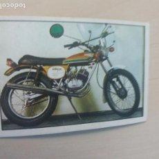 Collectionnisme Cartes à collectionner anciennes: CROMO Nº 108 - DEL ALBUM MOTO 80 EDICIONES ESTE 1977 - CROMO NUEVO SIN PEGAR -. Lote 167514424