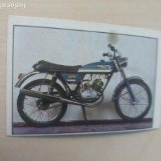 Collectionnisme Cartes à collectionner anciennes: CROMO Nº 107 - DEL ALBUM MOTO 80 EDICIONES ESTE 1977 - CROMO NUEVO SIN PEGAR -. Lote 167514444