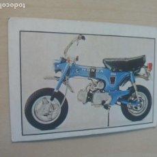 Collectionnisme Cartes à collectionner anciennes: CROMO Nº 84 - DEL ALBUM MOTO 80 EDICIONES ESTE 1977 - CROMO NUEVO SIN PEGAR -. Lote 167514604