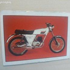 Collectionnisme Cartes à collectionner anciennes: CROMO Nº 42 - DEL ALBUM MOTO 80 EDICIONES ESTE 1977 - CROMO NUEVO SIN PEGAR -. Lote 167515204