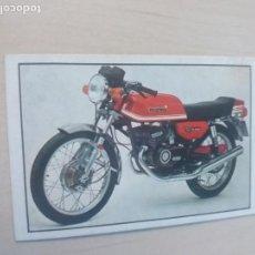 Collectionnisme Cartes à collectionner anciennes: CROMO Nº 40 - DEL ALBUM MOTO 80 EDICIONES ESTE 1977 - CROMO NUEVO SIN PEGAR -. Lote 167515252