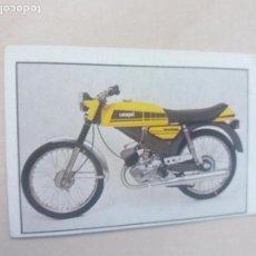 Collectionnisme Cartes à collectionner anciennes: CROMO Nº 38 - DEL ALBUM MOTO 80 EDICIONES ESTE 1977 - CROMO NUEVO SIN PEGAR -. Lote 167515284