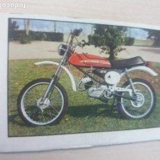 Collectionnisme Cartes à collectionner anciennes: CROMO Nº 34 - DEL ALBUM MOTO 80 EDICIONES ESTE 1977 - CROMO NUEVO SIN PEGAR -. Lote 167515316