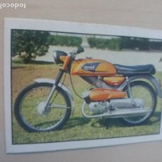 Collectionnisme Cartes à collectionner anciennes: CROMO Nº 32 - DEL ALBUM MOTO 80 EDICIONES ESTE 1977 - CROMO NUEVO SIN PEGAR -. Lote 167515328