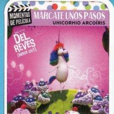 Coleccionismo Cromos antiguos: CARREFOUR - FLIZZ MARVEL - CROMO MOMENTOS DE PELÍCULA Nº 004. Lote 167550288