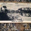 Coleccionismo Cromos antiguos: CROMO BELLEZAS DE GALICIA (VERIN. SERIE 29, Nº 9) TAMEGA (PEGADO AL CARTÓN ORIGINAL). Lote 167639846