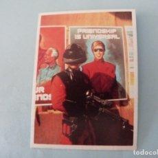 Coleccionismo Cromos antiguos: CROMO DE V SIN PEGAR Nº 33 AÑO 1985 DEL ALBUM V DE MAGA. Lote 180303277