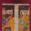 Coleccionismo Cromos antiguos: PACOSA DOS - LOS GOONIES - UN SOBRE DE CROMOS. Lote 168133932