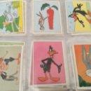 Coleccionismo Cromos antiguos: 150 CROMOS BUGS BUNNY EDICIONES ASTON 1990. Lote 168210548