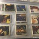 Coleccionismo Cromos antiguos: 180 CROMOS BLANCANIEVES Y LOS 7 ENANITOS ( SON DE DOS COLECCIONES DISTINTAS VER FOTOS) ) PANINI . Lote 168261392