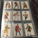 Coleccionismo Cromos antiguos: 50 CROMOS SOLDADOS DE TODOS LOS TIEMPOS -MAGA (VER FOTOS ) + 3 DE REGALO , 44,88Y 217 . Lote 168270288
