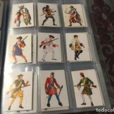 Coleccionismo Cromos antiguos: 50 CROMOS SOLDADOS DE TODOS LOS TIEMPOS -MAGA (VER FOTOS ) + 3 DE REGALO , 44,88Y 217. Lote 168270288