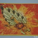 Coleccionismo Cromos antiguos: CROMO DE LA BATALLA DE LOS PLANETAS SIN PEGAR Nº 76 AÑO 1980 DEL ALBUM LA BATALLA DE ... DE DANONE. Lote 168483745