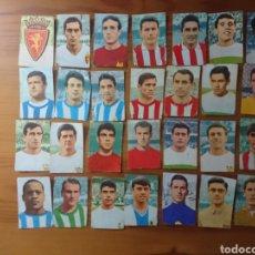 Coleccionismo Cromos antiguos: LOTE 28 CROMOS DISTINTOS RUIZ ROMERO 1967 (MADRID, BETIS, SEVILLA...) DESPEGADOS DEL ALBUM. Lote 168516848