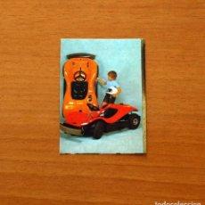 Collectable Antique Stickers - El Mundo del Automovil - Cromo Nº 121 - Álbum Bimbo 1979 - Nunca pegado - 168695136