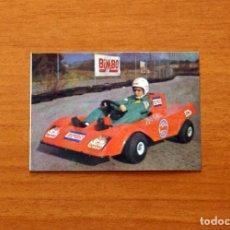 Collectable Antique Stickers - El Mundo del Automovil - Cromo Nº 123 - Álbum Bimbo 1979 - Nunca pegado - 168695184