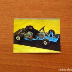 Collectable Antique Stickers - El Mundo del Automovil - Cromo Nº 124 - Álbum Bimbo 1979 - Nunca pegado - 168695232