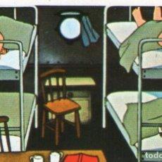 Coleccionismo Cromos antiguos: MARCO, DE LOS APENINOS A LOS ANDES - CROMO Nº 189 - EDITORIAL FHER - NUNCA PEGADO.. Lote 168938596
