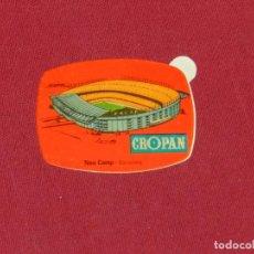 Coleccionismo Cromos antiguos: CROMO CROPAN - JUEGA LOS MUNDIALES CON CROPAN 82 - ESTADIO NOU CAMP FC BARCELONA. Lote 170522740