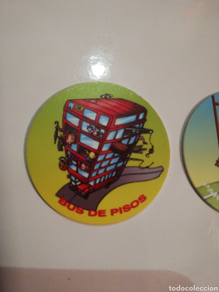 Coleccionismo Cromos antiguos: Tazos bimbocao - Foto 4 - 171365565
