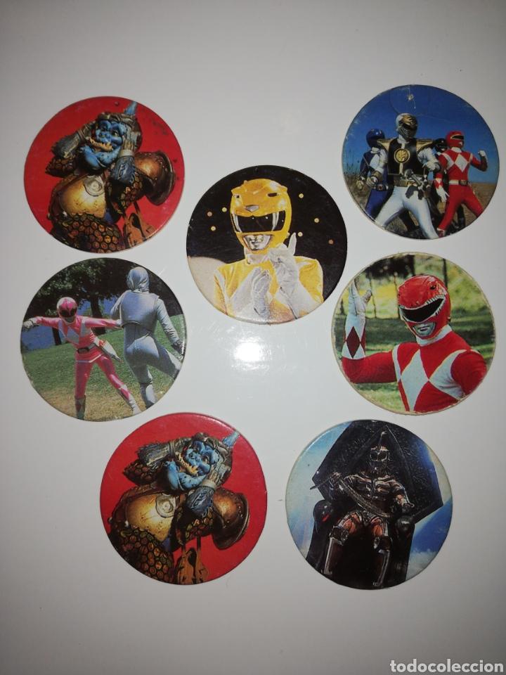 TAZO DONUTS 1995 (Coleccionismo - Cromos y Álbumes - Cromos Antiguos)