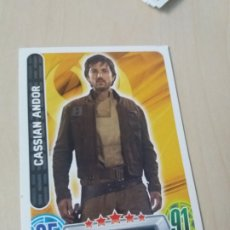 Coleccionismo Cromos antiguos: Nº 101 - CROMO COLECCION STAR WARS FORCE ATTAX - TOPPS/CARREFOUR CARD. Lote 173802168