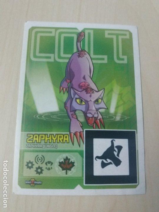 Nº 78 - CROMO COLECCION INVIZIMALS - PANINI 2011 - CROMO SIN PEGAR (Coleccionismo - Cromos y Álbumes - Cromos Antiguos)