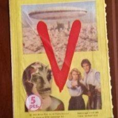 Coleccionismo Cromos antiguos: SOBRE VACIO - SERIE V. Lote 173851288