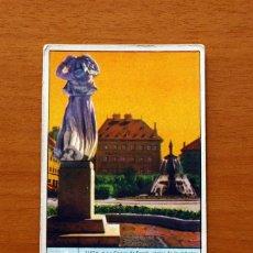 Coleccionismo Cromos antiguos: SUIZA - 6, SERIE Nº 19 - GALLICROMO - GALLINA BLANCA - NUNCA PEGADO. Lote 174149827