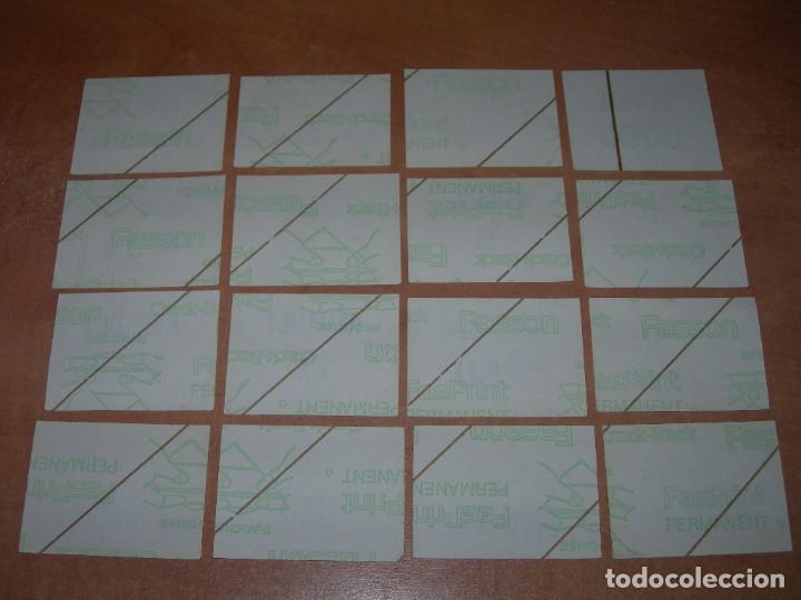 Coleccionismo Cromos antiguos: LOTE DE 16 RAROS CROMOS PREMIO DE CHICLES MARCAS DE COCHES AÑOS 70 / 80 - SEAT 131, 124, RENAULT... - Foto 6 - 221480922