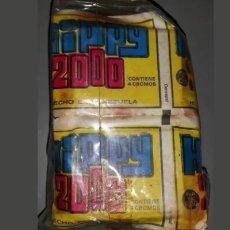 Coleccionismo Cromos antiguos: HIPPY 2000. 80 SOBRES SIN ABRIR REYAUCA. Lote 175031648