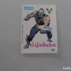 Coleccionismo Cromos antiguos: CROMO CROPAN SUPER HEROES Nº 30. Lote 175761653