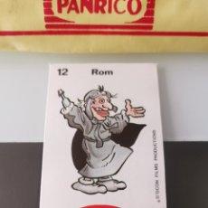 Coleccionismo Cromos antiguos: CROMO CUÉTARA LOS AURONES - Nº 12 ROM. Lote 176352762