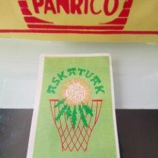 Coleccionismo Cromos antiguos: CROMO PANRICO BOLLYCAO BASKET CROMOS 88 89 BALONCESTO - Nº 3. Lote 176788804
