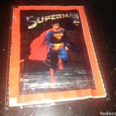 Coleccionismo Cromos antiguos: SOBRE CROMOS SIN ABRIR SUPERMAN 2 FHER. Lote 177963145