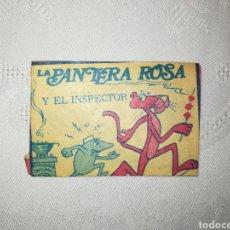 Coleccionismo Cromos antiguos: SOBRE DE LA PANTERA ROSA. Lote 178203096