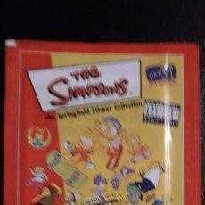 Coleccionismo Cromos antiguos: 1 SOBRE SIN ABRIR DE ** THE SIMPSONS ** PANINI 2011 . Lote 179079266