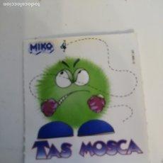 Coleccionismo Cromos antiguos: TAS MOSCA - MIKO - 1998. Lote 179340352