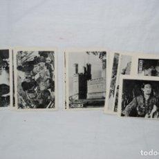 Coleccionismo Cromos antiguos: CROMOS , IVANHOE. Lote 179537322