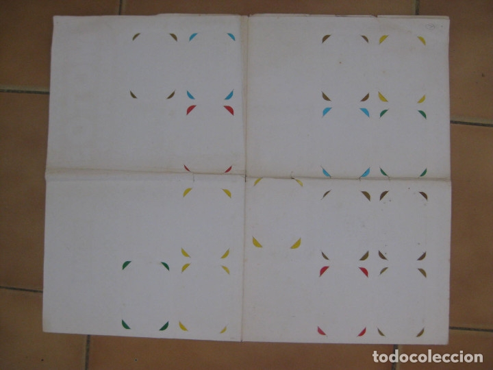Coleccionismo Cromos antiguos: Colección completa de 33 cromos ''Motos Modernas'' de Cropán. - Foto 3 - 180289147