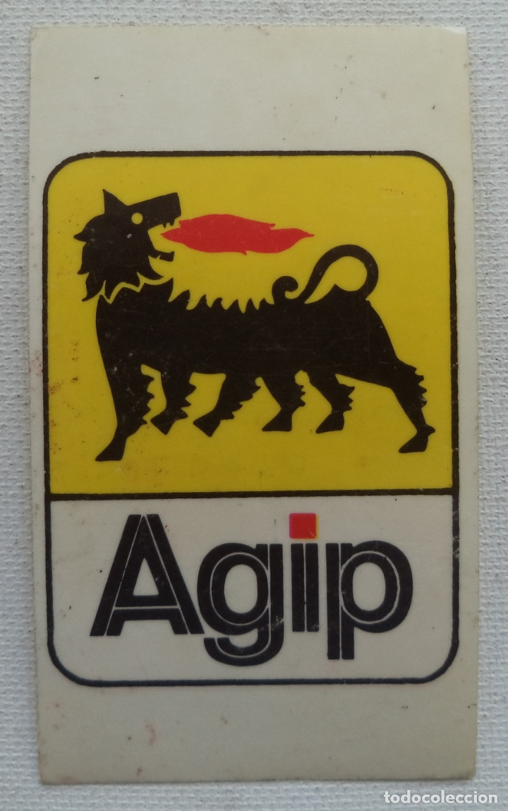 CROMO DIDEC Nº 153 AGIP (Coleccionismo - Cromos y Álbumes - Cromos Antiguos)