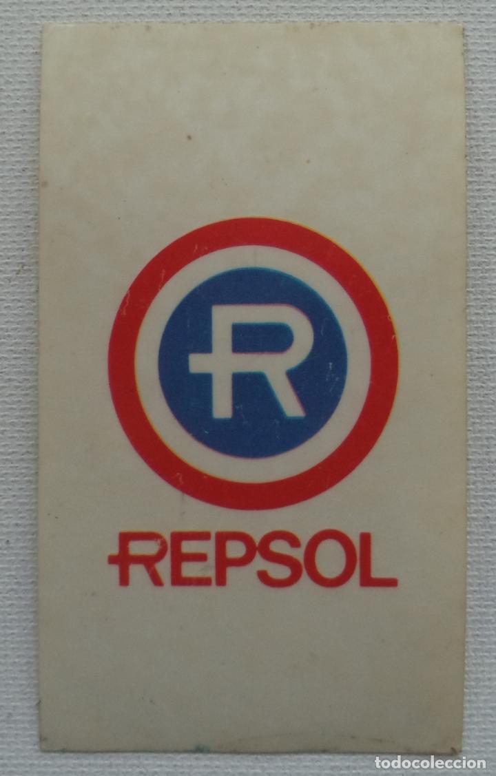 CROMO DIDEC Nº 163 REPSOL (Coleccionismo - Cromos y Álbumes - Cromos Antiguos)