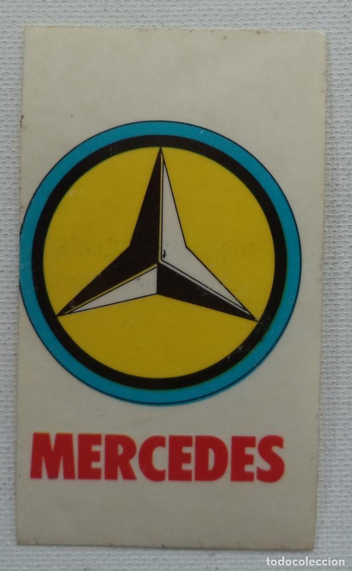CROMO DIDEC Nº 208 MERCEDES (Coleccionismo - Cromos y Álbumes - Cromos Antiguos)