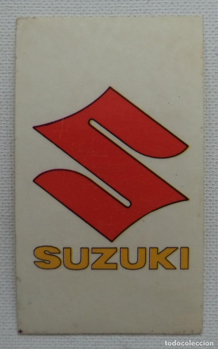CROMO DIDEC Nº 210 SUZUKI (Coleccionismo - Cromos y Álbumes - Cromos Antiguos)