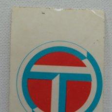 Coleccionismo Cromos antiguos: CROMO DIDEC Nº 207 TALBOT. Lote 180297465