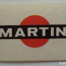 Coleccionismo Cromos antiguos: CROMO DIDEC Nº 167 MARTINI. Lote 180297575