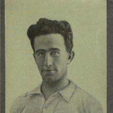 Coleccionismo Cromos antiguos: CROMOS LOS NOTABLES DEL FOOTBALL,GAMBORENA,CASA SOGORB FUNDADA 1895, . Lote 180514332